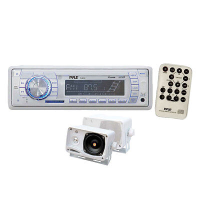 Pyle Audio Package for the Car/Truck/SUV/Boat, PLMR18 AM/FM