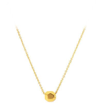 Gorjana Geo Charm Adjustable Necklace In Gold 189102G