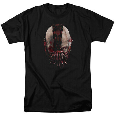 Batman TDKR Bane Mask Intense Men's T-shirt STD Fit