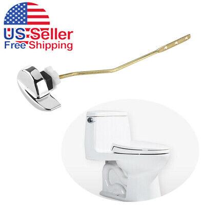 Easy Use Side Mount Toilet Flush Lever Handle Angle for TOTO Kohler Toilet