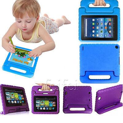kids Safe Case Shock Proof EVA Handle Case Cover For Amazon Kindle Fire HD 7