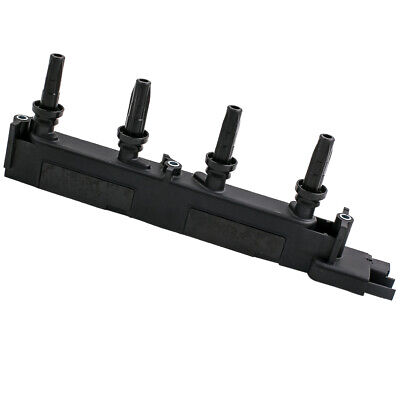 Ignition Coil Pack For Peugeot 206 307 406 407 607 807 1.8 2.0 Engine 597075
