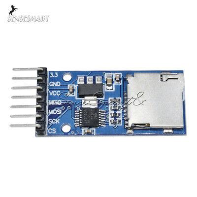 Micro Sd Tf Card Storage Memory Module Spi Level Conversion For Arduino Se
