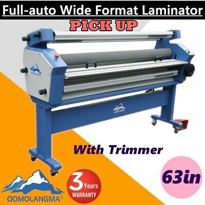 Pick Up 63 Full - Auto Roll Large Format Cold Laminator Machine With Trimmer