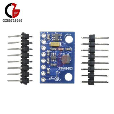 Mma8452 Three Axis Accelerator Accelerometer Sensor Module Shield For Arduino