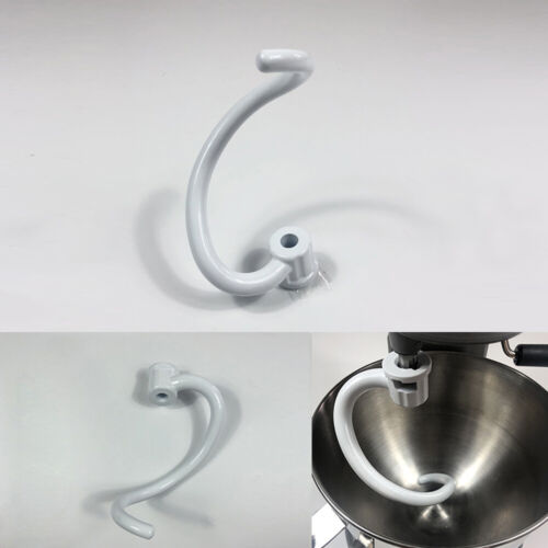 US Spiral Coated Dough Hook Replacement For Kitchenaid KV25G