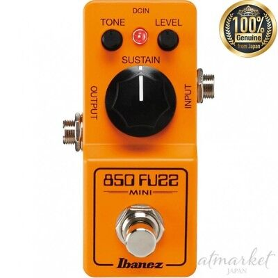 Ibanez legendary classical pedal OD 850 direct mini · fuzz · pedal FZMINI JAPAN