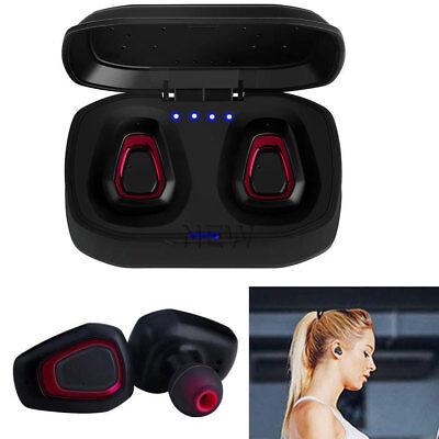 Wireless Bluetooth Stereo Headset Mini True HIFI Sport Earbuds In Ear Headphones - Mini Bluetooth Headset