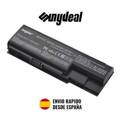 5200mAh Batería para Acer Aspire 5520/5720/5920 14.4V Replace AS07B31 AS07B41