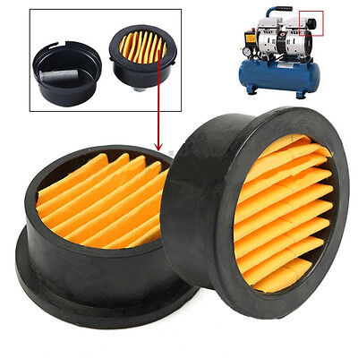 Metal Air Compressor Intake Filter 12 Mpt Noise Muffler Silencer Acces Supply