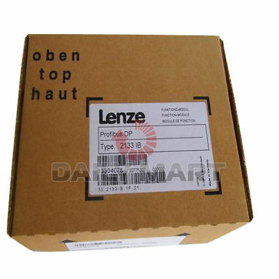 Brand New Lenze Profibus Dp 2133ib 2133 Ib Inverter Led Dp Module Controller