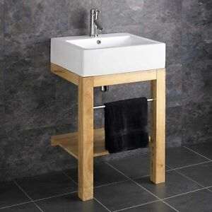 Belfast Bathroom Sink : ... -Ceramic-Belfast-Floor-Mounted-Freestanding-Bathroom-Basin-Sink-Stand