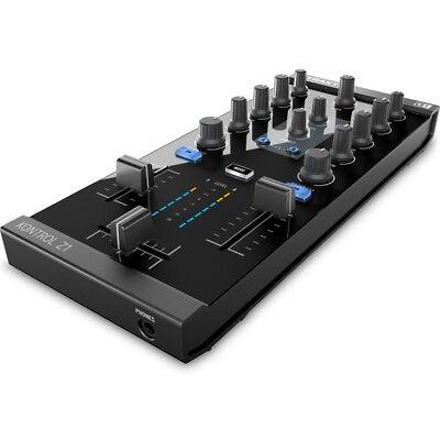 NATIVE INSTRUMENTS TRAKTOR KONTROL Z1 mixer controller scheda audio midi per DJ usato  Bellariva