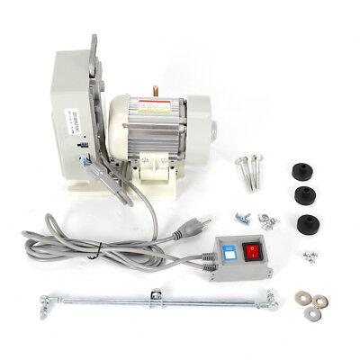 Industrial Sewing Machine Brushless Servo Motor Energy Saving Motor 600w 110v Us