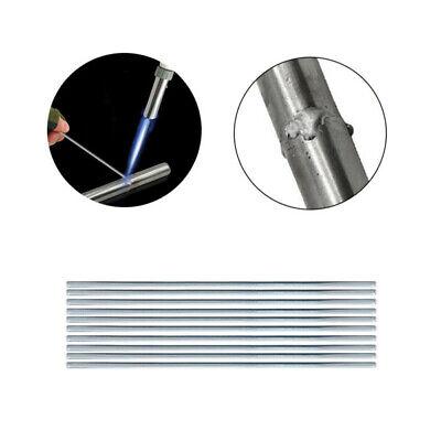 50pcs 33cm Aluminum Solution Welding Flux Cored Rods Repair Solder Wire Low Melt