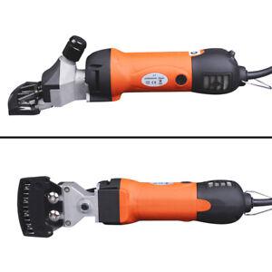 350W Electric Sheep Shearing Clips Set Orange and Black - SHCL-Sheep-F7-OR