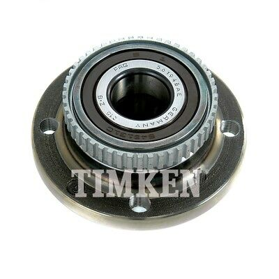 Wheel Bearing and Hub Assembly fits 1984-1991 BMW 325i,325is 325e 318i  TIMKEN