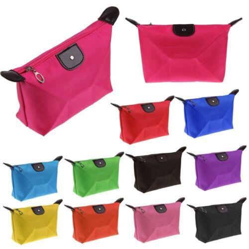 Womens Waterproof Cosmetic Bag Travel Toiletry Makeup Bags S