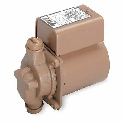 Taco 003-b4 Water Circulator Pump 34 Sweat Bronze In-line Mount4pc85 New