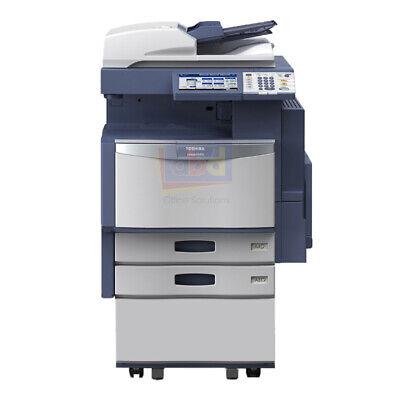 Toshiba E-studio 3540c A3 Color Laser Copier Printer Scanner Mfp 35ppm 4540c