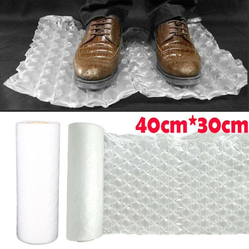 2-ROLL AIR BUBBLE PILLOW CUSHION FILM FOR Packing MACHINE 984ft 300m Thick/Thin