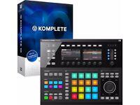Native Instruments Maschine Studio (Black or White) + Komplete 10 (download full version)Bundle VGC