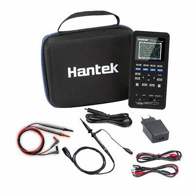 3in1 Handheld Digital Hantek Oscilloscope Test Signal Source Multimeter 70mhzawg
