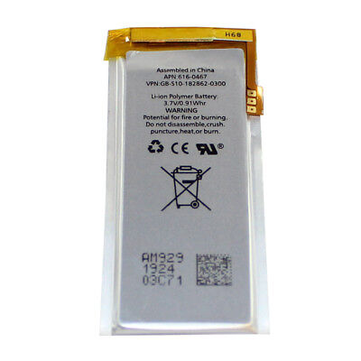 B2G1 Free Replacement Battery for Apple iPod Video 5th Gen Classic 60GB 80GB