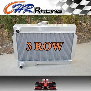 For 56mm 3 ROW aluminum radiator ROVER MG/MGB-GT MT NIB