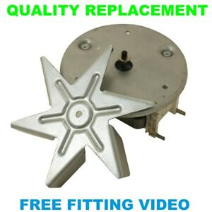 Oven Fan Motor for CREDA HOTPOINT INDESIT ARISTON CANNON C00230134 + Free Video