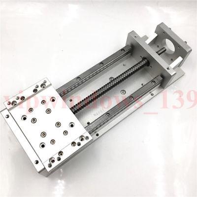 Linear Stage 500mm Stroke Motorized Sliding Table Sfu1605 Cross Slide Xyz Axis