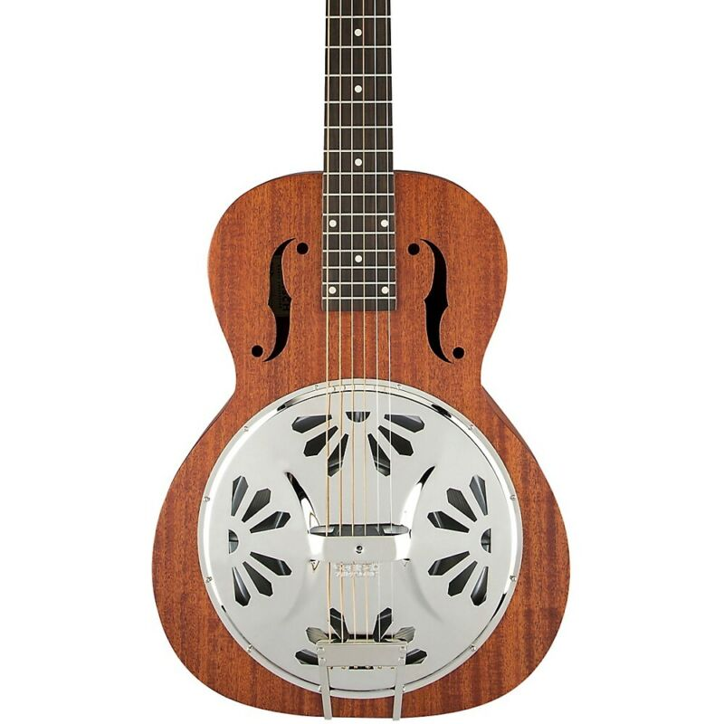 Gretsch G9210 Boxcar Square-Neck Resonator Guitar w/Padauk Fingerboard Natural
