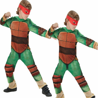 Teenage Mutant Ninja Turtle Refresh Kostüm Kinder Kostüm Outfit Offiziell Neu