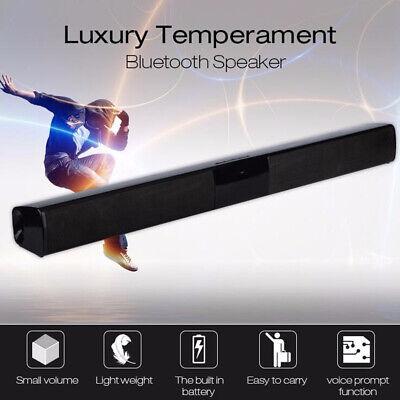 20W Altavoz inalámbrico Bluetooth Columna TV Barra de sonido Sonido estéreo