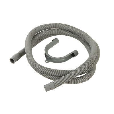 (Washing Machine Drain Hose 2.5M X 21Mm Plumbing Appliance Hoses Plumbob 355323)