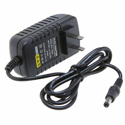 US/EU/UK DC12V 2A AC Adapter Power Supply for CCTV Security Camera LED Strip