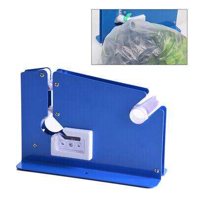 Semi-automatic Plastic Tape Binding Tool Film Bag Tying Machine Commercial Sale