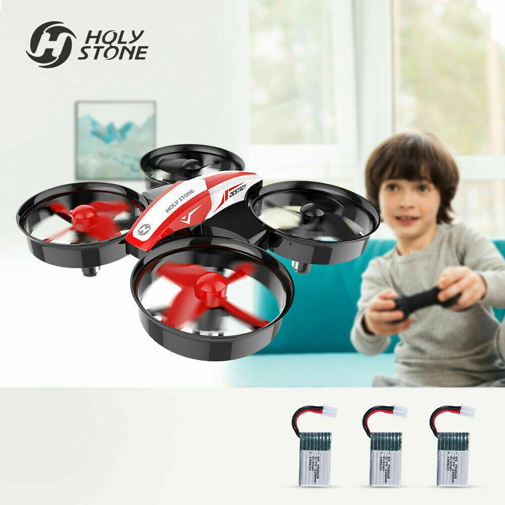 Holy Stone HS210 RC Drone Mini Helicopter Quadcopter Toy Gif