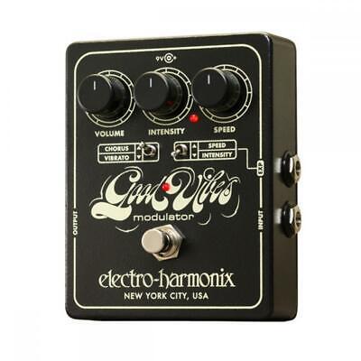 Electro Harmonix Good Vibes - Analog Modulator