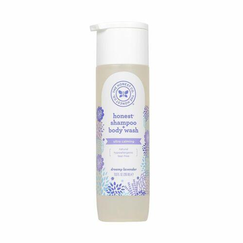 The Honest Company Shampoo And Body Wash - Dreamy Lavender - 10 oz Free Shipping