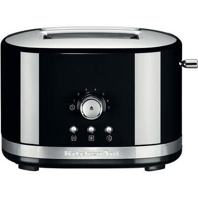 KitchenAid 5KMT2116BOB 2 Slice Toaster With Lift Lever 220 Volts Export Only