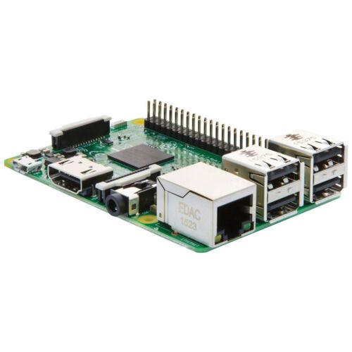 Rasberry Pi 3 Model B Mother Board Wireless Lan 1.2GHz Quad Core 64Bit 1GB RAM