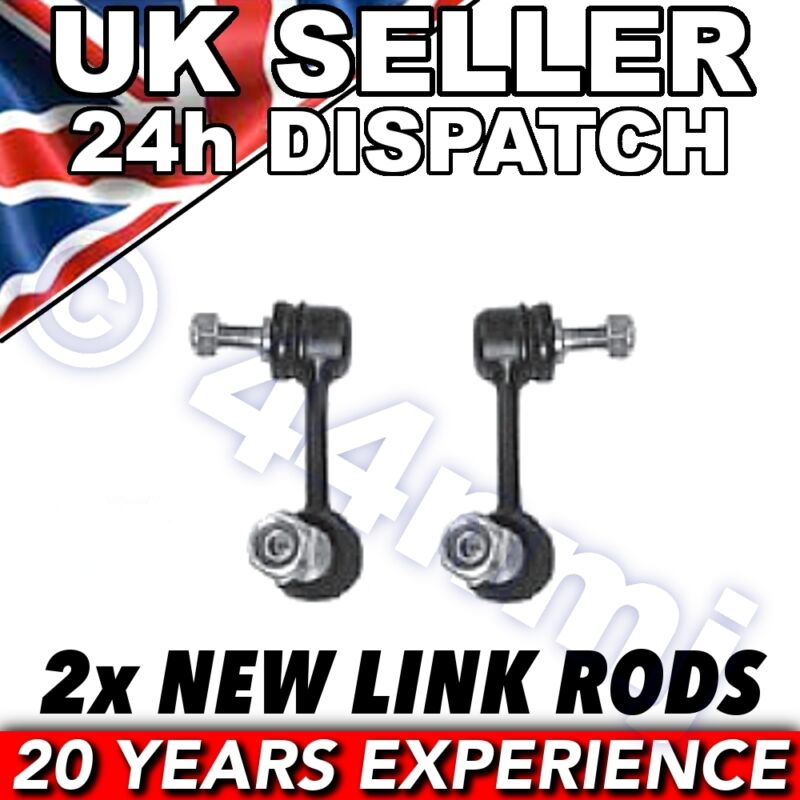 LEXUS LS400 1989-2001 FRONT SUSPENSION DROP LINK ANTI ROLL BAR RODS x 2