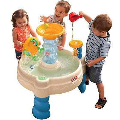 Little Tikes Spirallin Seas Waterpark Outdoor Play Water Table