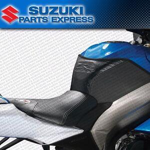 NEW 2009 - 2016 SUZUKI GSXR GSX- R1000 GENUINE CARBON GEL SEAT 990A0-61010-CRB