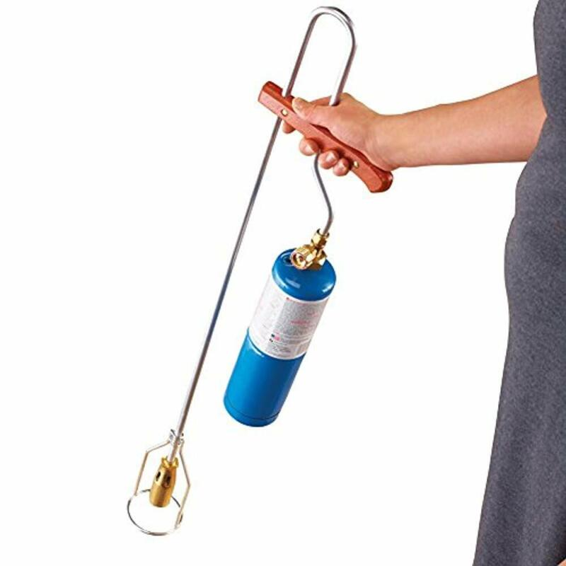 TRENTON Gifts Propane Torch for Killing Weeds, De-Icer, Small Flamethrower