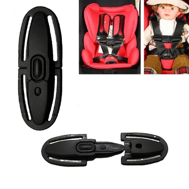 Toddler Harness  Safety Strap Kids Safe Lock Buckle Car Seat Belts Chest Clip
