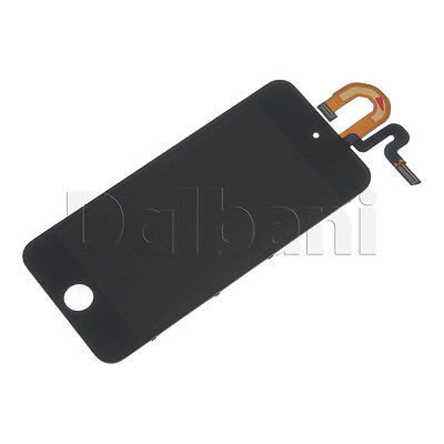 LCD Digitizer Disturb Screen Display Front Assembly For iPod Touch 5 Black