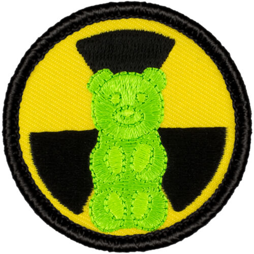 Great Boy Scout Patches - (#675) The Nuclear Gummy Bear Patrol Patch!!