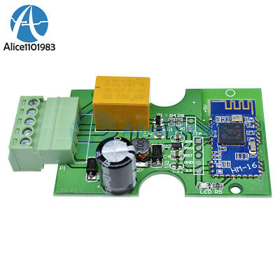 Bluetooth 4.0 1-bit Relay Module Ble For Android Apple Iot Smart Home Switch